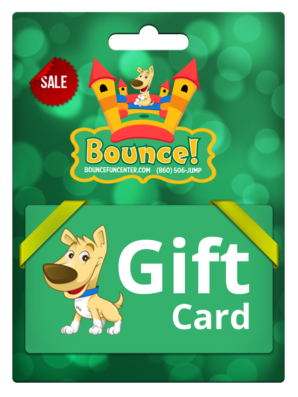 Bounce Gift Card